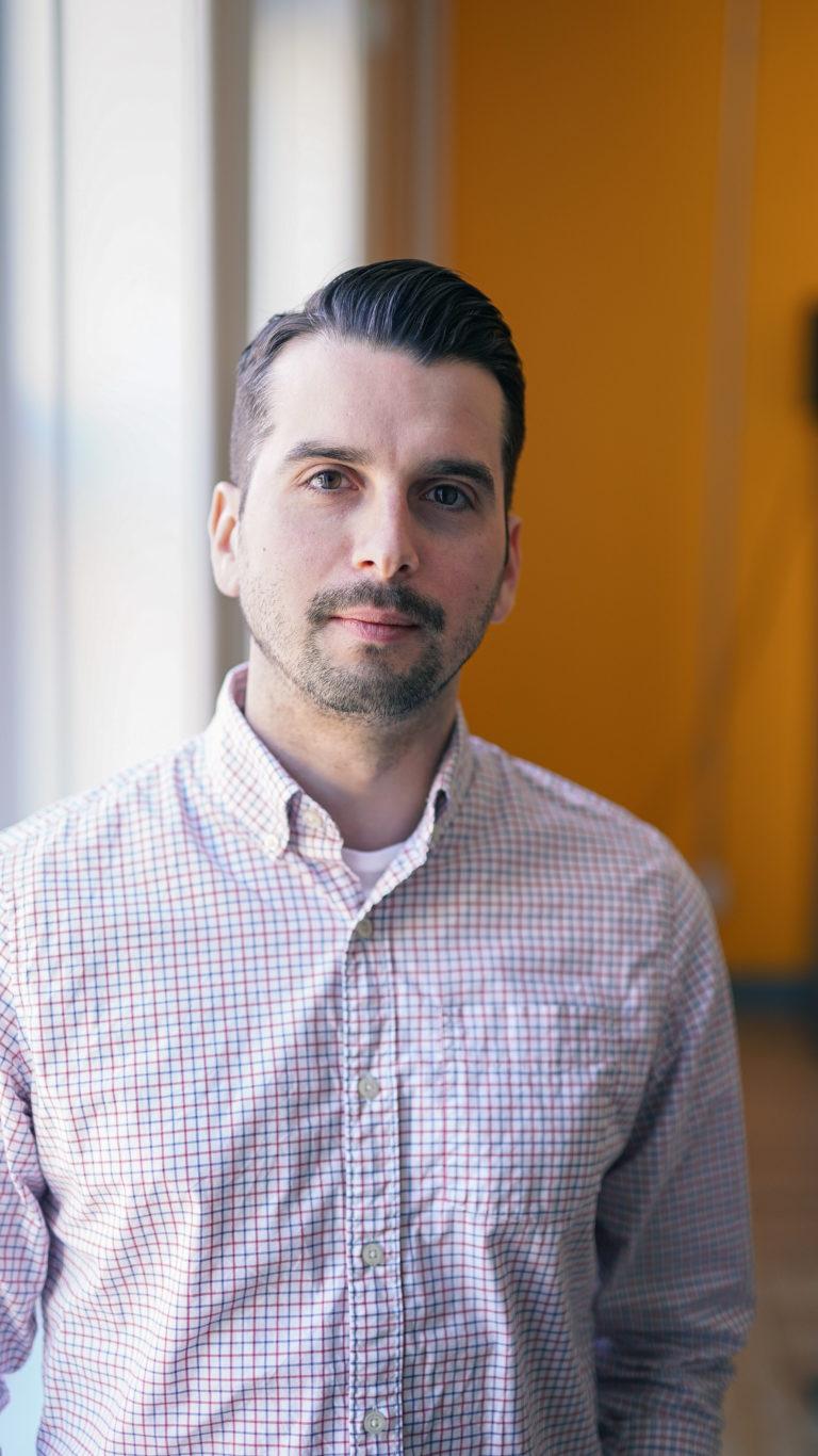 Matthew Dyck Profile Photo