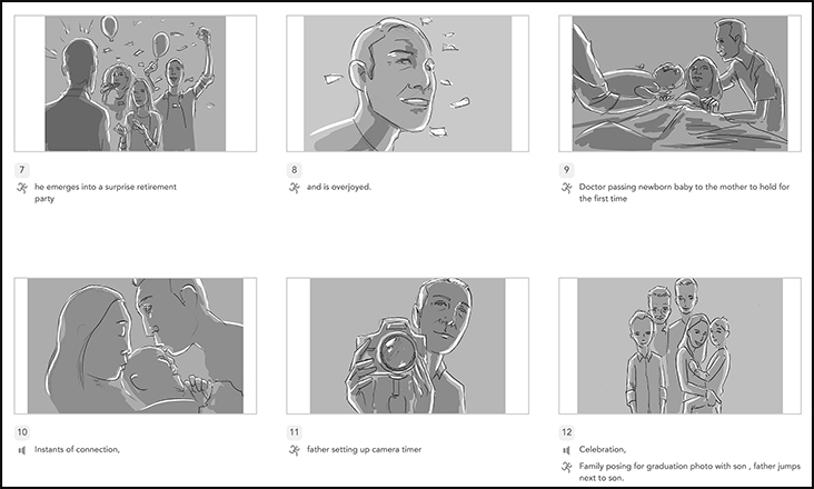 Lawton Partners Storyboard